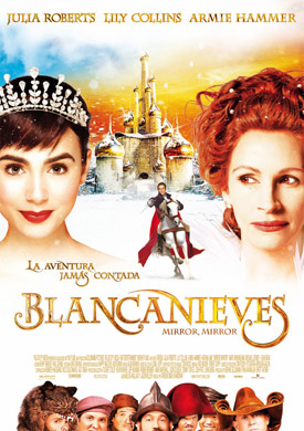 Blanca Nieves: Espejito, Espejito